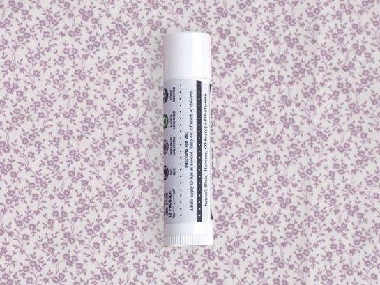 Lipcare Back Lavender