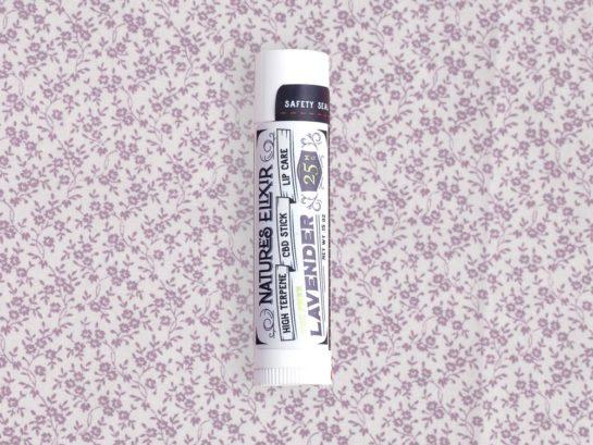 Lipcare Lavender