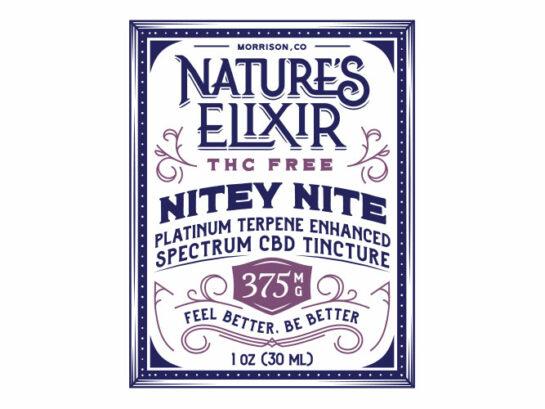Cbd Oil Nitey Night 2
