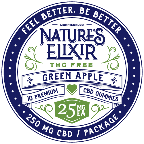 Gummies Green Apple Front