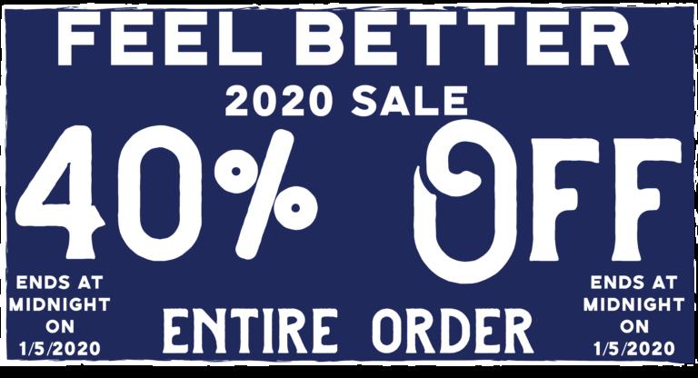 40% off coupon